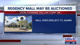 Regency mall may be auctioned