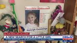 A new search for a little girl