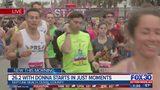 Donna Marathon underway