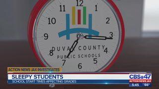 How school start times affect grades, graduation rates at Jacksonville-area schools