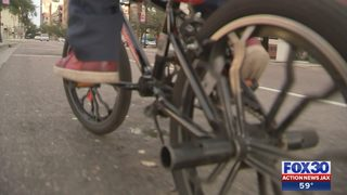Bike sharing proposal despite safety concerns