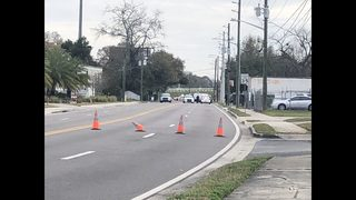 Pedestrian seriously hurt after hit by truck on Lenox Avenue, Jacksonville police say