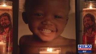 Family honors the life of 2-year-old shot, killed