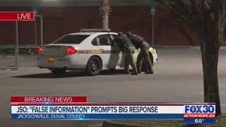 "JSO: ""False information"" prompts big response"