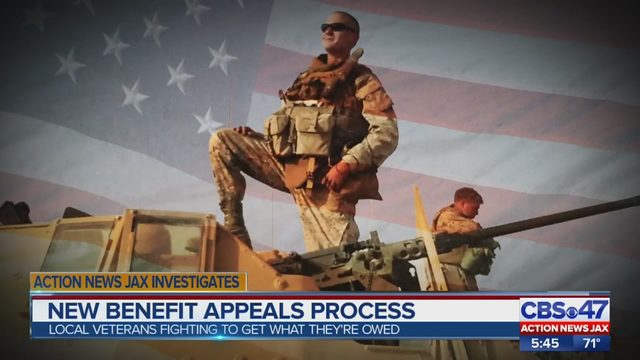 Veterans left in limbo, waiting years only to have their VA