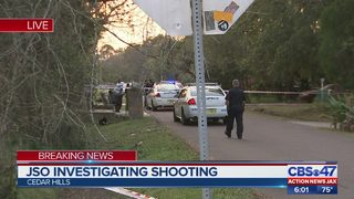 JSO investigates shooting on the westside