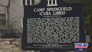 New historic marker revealed in Springfield