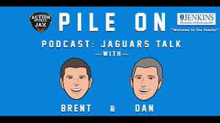 PILE ON PODCAST: 2019 Jaguars off-season quarterback news, mock NFL draft picks