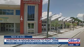 Investing in neighborhoods to fight crime