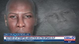 Mother of attempted abduction victim speaks out
