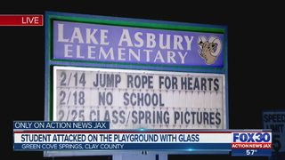 Student attacked on Clay County school playground