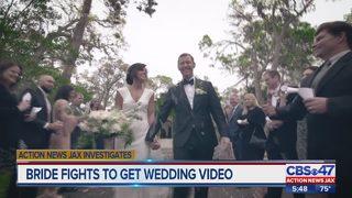 Send Ben: Jacksonville-area bride fights to get wedding video