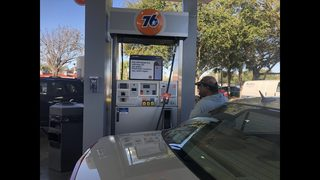 Four new gas stations in Jacksonville area
