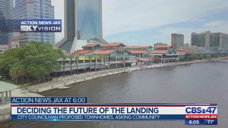Deciding the future of the Jacksonville Landing