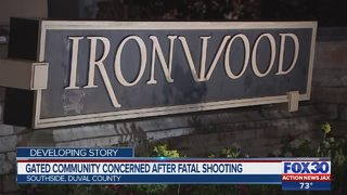 Gated community concerned after fatal shooting