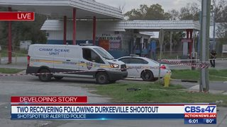 Two recovering following Durkeeville shootout