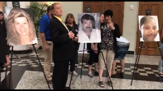 Jacksonville families gather to remember missing loved ones