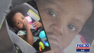 Baby sitter in jail for aggravated child abuse, 1-year-old on life-support