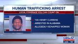 Jacksonville human trafficking arrest in Alabama