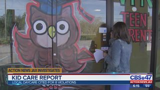 Kid Care Report: Two local day care centers tagged for more serious violations