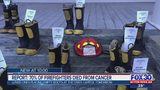 Jacksonville Beach family to place empty boots of firefighters on state Capitol