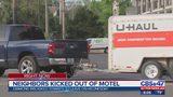 Jacksonville motel asks tenants to leave