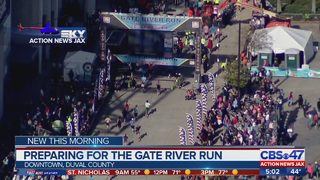 The Gate River Run is this weekend: Here are 8 things to know