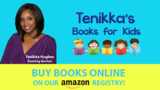 Amazon registry: Donate to Tenikka's Books for Kids to benefit Jacksonville Public Library
