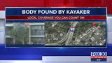 Missing man found in creek, officers do not suspect foul play