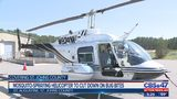 Mosquito-spraying helicopter to cut down on bugs bites in St. Johns County