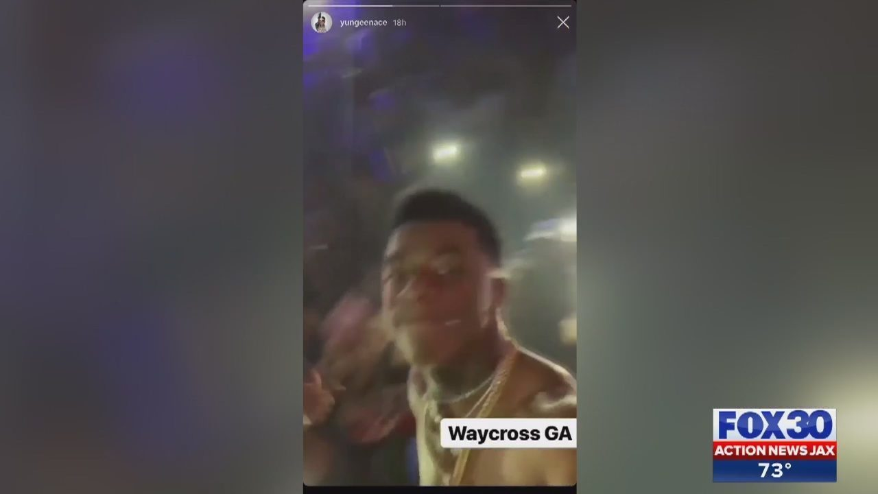 YUNGEEN ACE: Two in custody for shooting involving Jacksonville