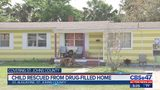 Child rescued from drug-filled home in St. Augustine