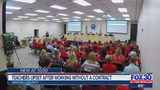 Teachers upset after working without a contract in Nassau County