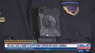 380 officers now wear body cameras in Jacksonville