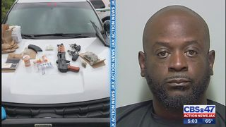 Jacksonville man, local teacher charged with drug possession after Putnam County traffic stop