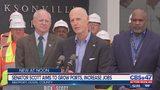 Senator Scott aims to grow ports, increase jobs