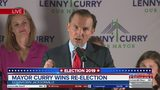Mayor Lenny Curry wins re-election