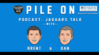 PILE ON PODCAST: TPC 2019 winner and Nick Foles to the Jaguars...it