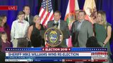 Sheriff Mike Williams wins re-election