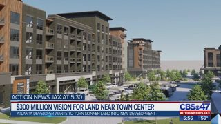 $300 Million vision for land near town center