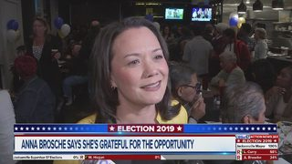 Jacksonville mayoral candidate Anna Brosche concedes
