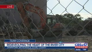 Redeveloping the heart of the River City