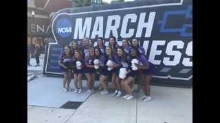 March Madness fans enjoy games, camaraderie & sights and sounds of Jacksonville