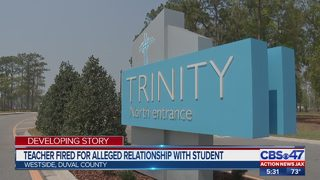 Former Trinity Christian Academy teacher charged with