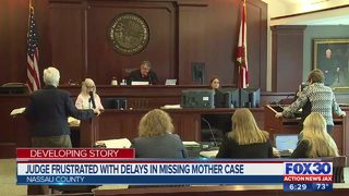 Judge frustrated with delays in case of missing mother, Joleen Cummings