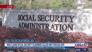 St. Augustine man pushes back against callers claiming to be Social Security Administration agents