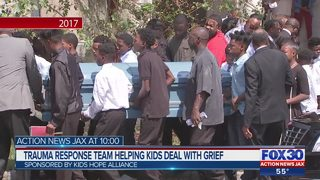 City of Jacksonville sponsoring childhood trauma response team