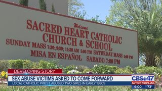 Sex Abuse victims asked to come forward in Jacksonville priest abuse case