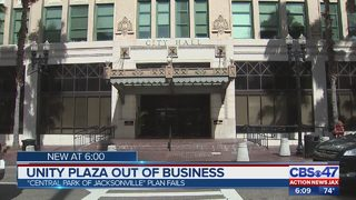 Unity Plaza out of business