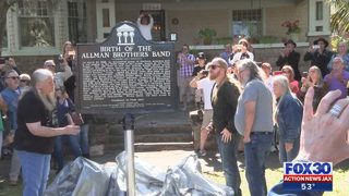 Jacksonville home marks birthplace of Allman Brothers Band